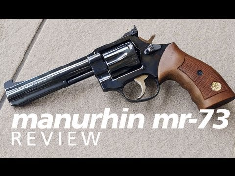 : Manurhin MR 73 357 revolver  Better than a Korth?