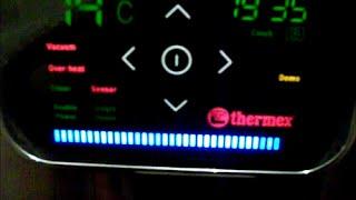 """Эксплуатация водонагревателя """"Thermex"""""""