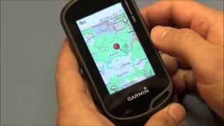 Обзор туристического навигатора Garmin Oregon 650t ( новинка 2013 г.)