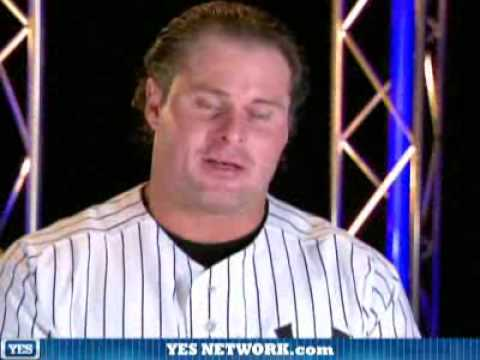 Jason Giambi on Yankee Stadium