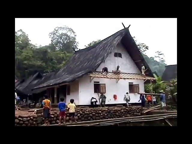 82+ Mewarnai Gambar Rumah Adat Sunda Gratis
