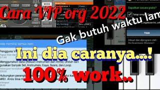 cara Vip org 2022 mudah dan lengkap screenshot 3