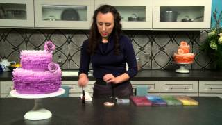 How To Correct Your Fondant Painting Mistakes with Maggie Austin from Craftsy.com
