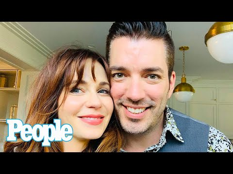 """Jonathan Scott Gushes Over Relationship with Zooey Deschanel: """"I Know I'm Dating Up"""" 