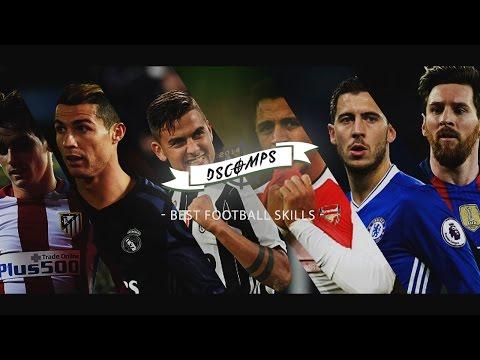 Best Football Skills mix 2017 FT: Griezmann ● Messi ● Neymar ● Ronaldo ● Ozil ● Pogba & More HD