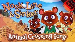 NOOK LINE & SINKER   Animal Crossing: New Horizons Song!