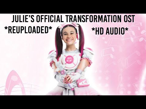 Idol X Warrior Miracle Tunes Italia Julie S Official Transformation Ost Reuploaded Ver Youtube