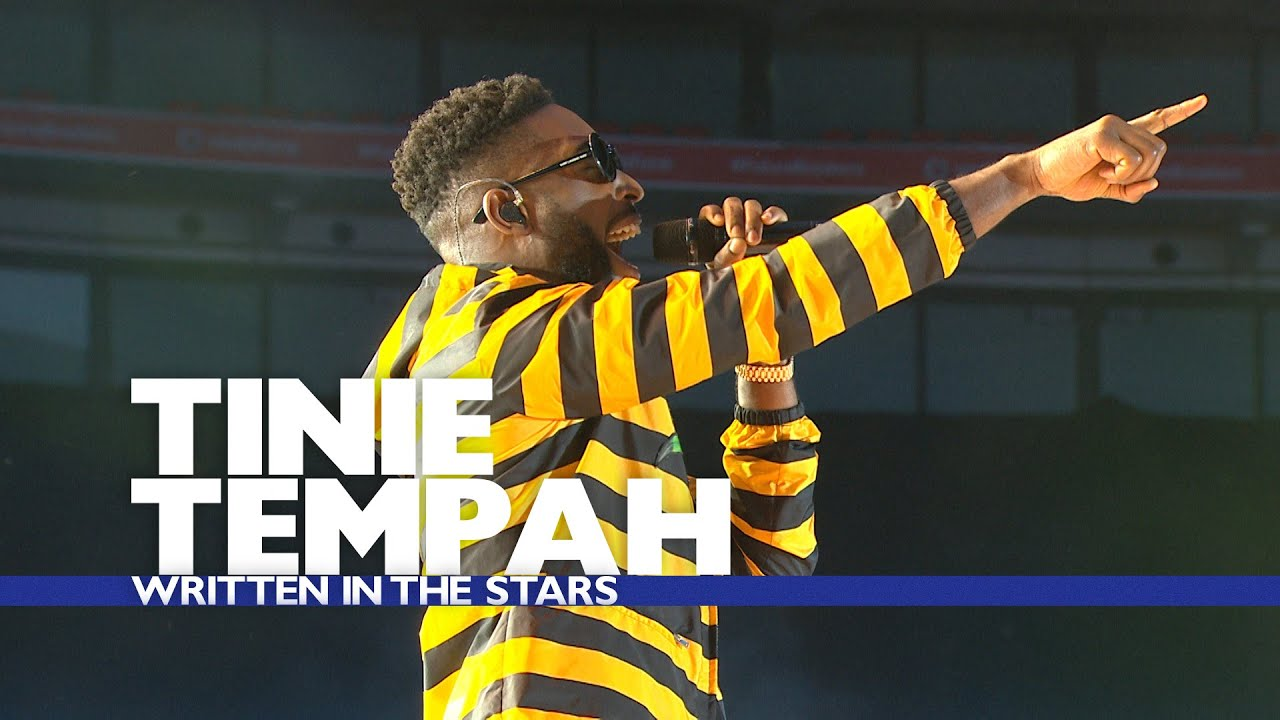 Download Tinie Tempah - ' Written In The Stars' (Summertime Ball 2016)