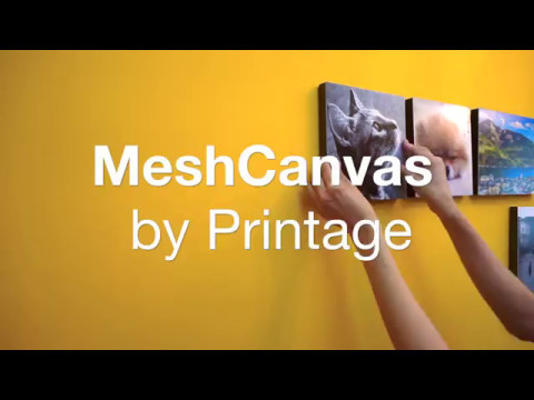 Meshcanvas By Printage
