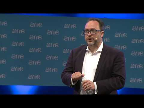 Q&A with Wikipedia Founder Jimmy Wales - The One Young World Summit 2014