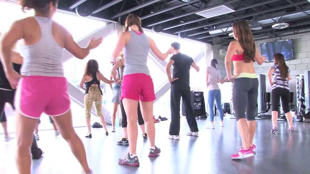 """Zumba Dance Steps: """"Mambo No. 5"""" by Lou Bega - YouTube"""
