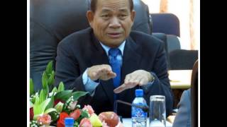 www rfa org khmer news environment Minister said woods export of Try Pheap is legal