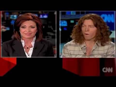 Shaun White - CNN American Morning