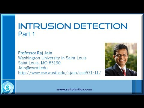 Intrusion Detection: Part 1