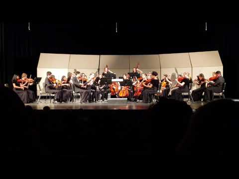 Olentangy High School Chamber Orchestra - Jupiter - Holst/Monday