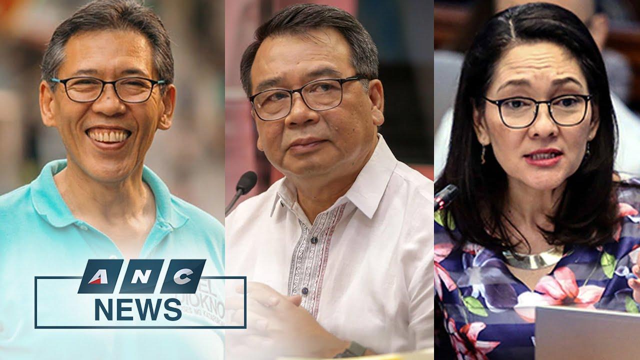 Download Diokno, Colmenares, Hontiveros among 1Sambayan's potential Senate candidates | ANC