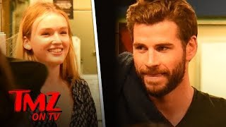Liam Hemsworth's Got A New Girl Post-Miley Breakup | TMZ TV