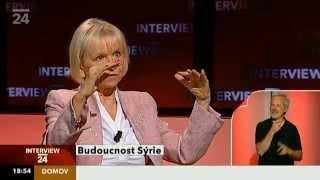 Eva Filipi, velvyslankyně ČR v Damašku