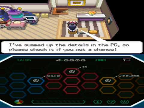 Pokemon Black Walkthrough Part 5: The Daycare Center And A Double Battle OFFICIAL ENGLISH