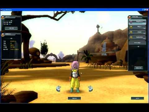 Dragon Ball Online- Gameplay By Majinbuum