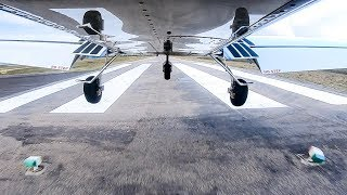 HOW TO LAND A LOW WING AIRCRAFT SHORT | SLING 2 | GARMIN G3X