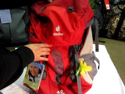 Deuter Futura Zero 40SL Backpack Review