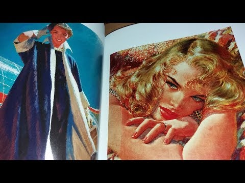 The Art of Edwin Georgi  - The Illustrated Press (some pages)