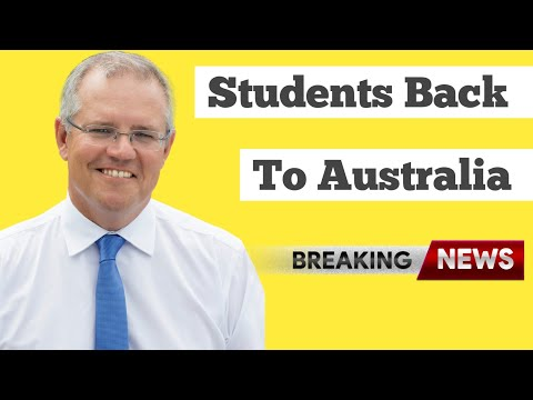 International Students Return In Australia In Coming Months | Australian Students |