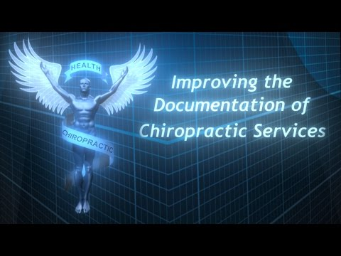 Improving the Documentation of Chiropractic Services