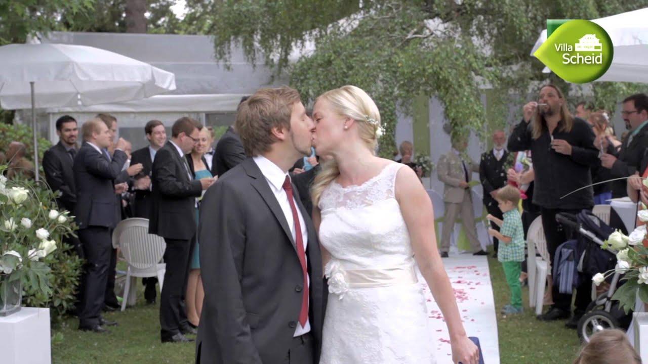 Hochzeit in der Villa Scheid Limburg