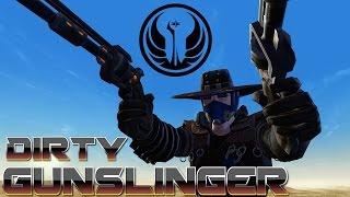 SWTOR: Gunslinger Dirty Fighting Lvl 29 PVP Novare Coast » Patch: 3.2.2