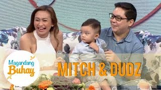 Magandang Buhay: Mitch And Dudz Share Their Lovestory