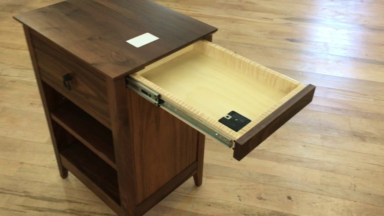 repurposed nightstand drawers stand large drawer floor id s secret stands locking night with hidden