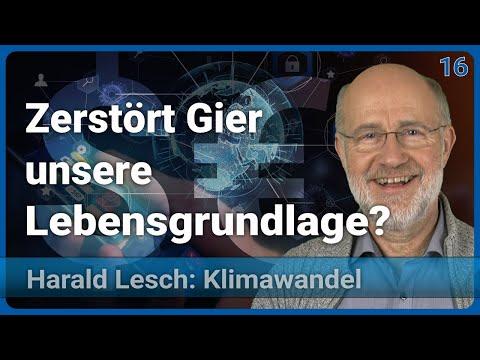 Neugier und Gier | Anthropozän (16) • Harald Lesch