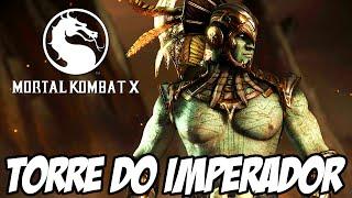 Mortal Kombat X - TORRE DO IMPERADOR