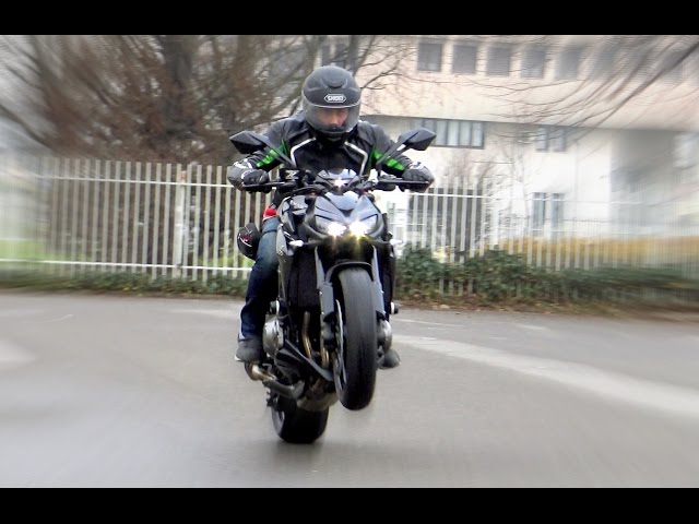 Akrapovic SOUND for KAWASAKI Z 1000 Abs (VIDEO 4K)