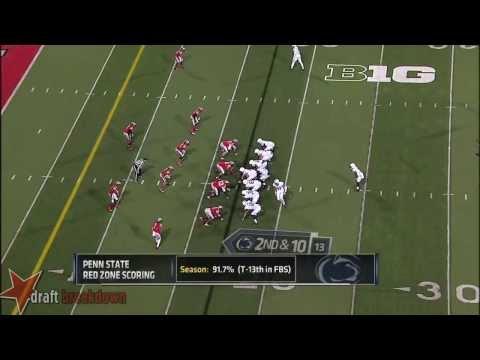 #1 Bradley Roby, CB, Ohio State vs Penn State
