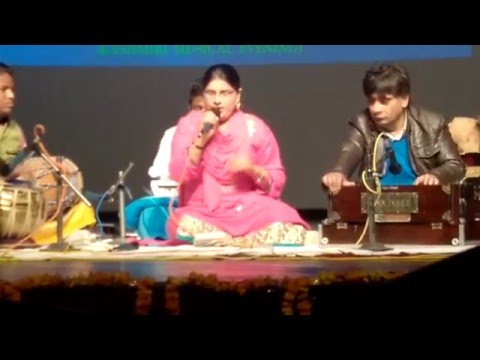 PREZNATH Kashmiri Musical Evening by Radio Kashmir