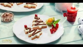 Panna Cotta Christmas Tree with Nutella®
