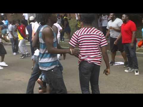 D.C. Caribbean Fest 2011 Brawl @ Howard University Pt. 1