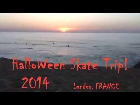 Halloween Skate Trip 2014