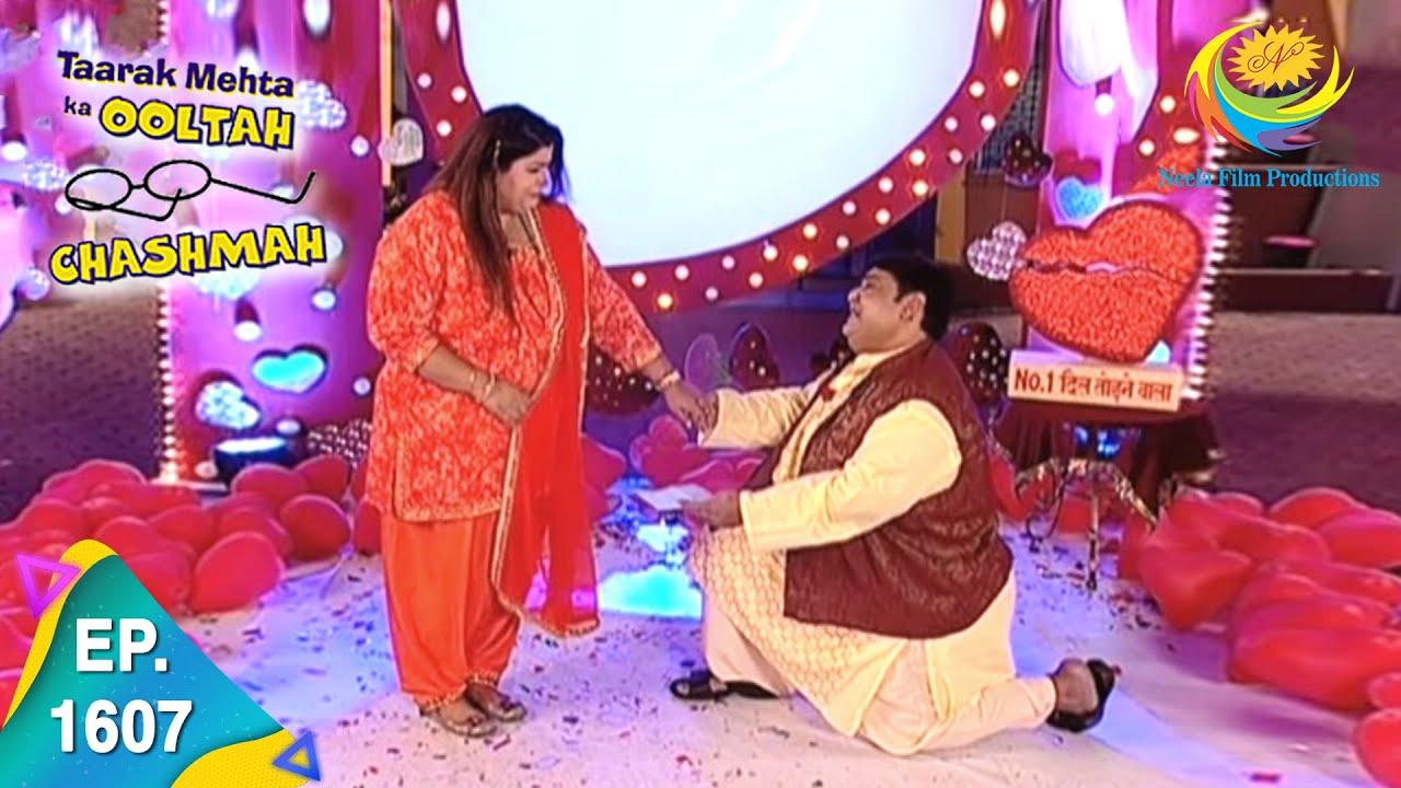 Download Taarak Mehta Ka Ooltah Chashmah - Episode 1607 - Full Episode