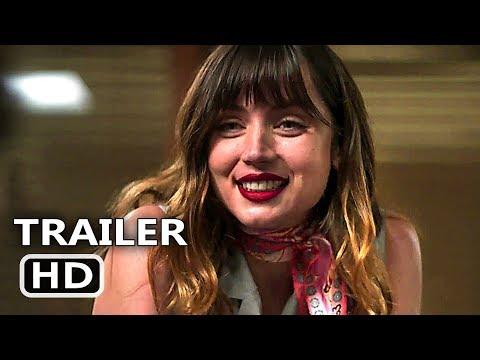 THE NIGHT CLERK Trailer (2020) Tye Sheridan, Ana de Armas Movie