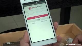 Khui hộp LG Optimus 4x HD - www.mainguyen.vn