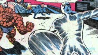 Superhero Origins: The Silver Surfer