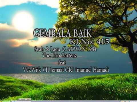 Gembala Baik. Voc.Cartenz feat Wijk 7 Jemaat GKI Imanuel Hamadi(2)