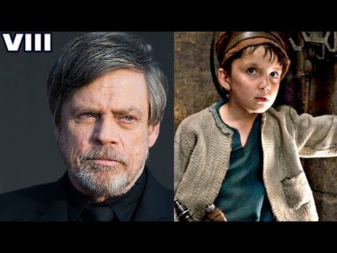 Mark Hamill's REACTION to the BROOM BOY in The Last Jedi - Star Wars Explained