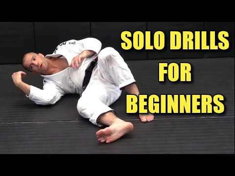 Best BJJ Solo Drills To Do At Home During Coronavirus Pandemic