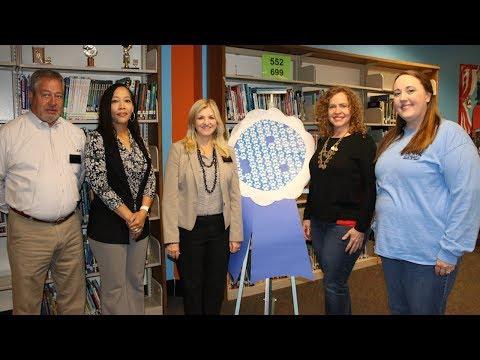 Dodgen Middle School Named National  Blue Ribbon School