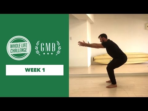 GMB Fitness 10-Minute Workout: Week 1
